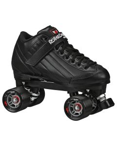 Stomp Factor 5 Quad Roller Skates  - Black